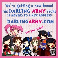 Introducing DarlingArmy.com! by DarlingArmy