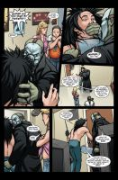 HackSlash issue 4 p. 3 by emstone