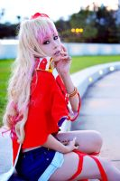 Sheryl Nome : Lion : 04 by Jesuke