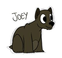 Joey by timsplosion
