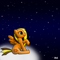 Among the stars by twiggirl21