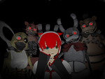 [MMD x FNAF]yoU'rE nOT foLLowiNg tHe rULeS by NaroKusanagi