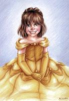 Little Belle by msciuto