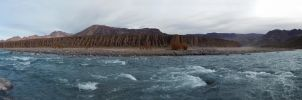 The River Mendoza Panoramic by Ringwraiths
