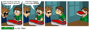 EWCOMIC No.135 - Meat by eddsworld