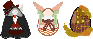 Human Egg Adopt (Closed) **AUCTION** by Timefang143