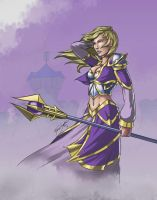 Jaina by FrozenSceptre