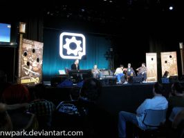 Pax 2013 Gearbox Panel by nwpark