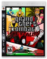 Grand Theft Kombat The Realms by MK-FireQueen