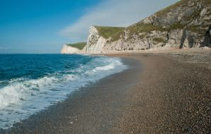 Worbarrow Bay 3 by TazPoltorak