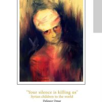 your silence is killing us by Delawer-Omar