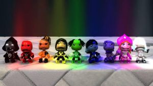 LBP Emotional Spectrum by Canovoy