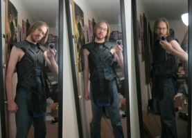 Thor: The Dark World Costume *WIP* by 6-fingers