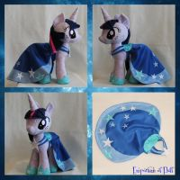 Gala Twilight Sparkle - Details by Yukizeal