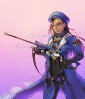[Commission] 06 Ana by ShiSherry