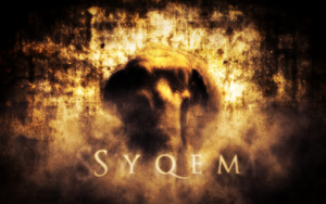 Syqem Wallpaper by Vexx3