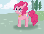 Pinkie pie by Butters-Luver