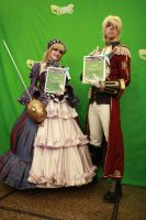 WCS 2012 German prelim 2nd by MortenW