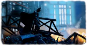 Film Still Study of  'The Dark Knight' by Mannyhaatz