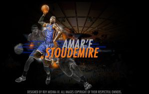 Amar'e Stoudemire by Roy03x