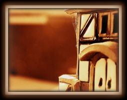 Old House by rococoearl