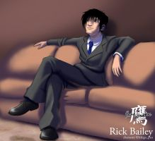 Rick Bailey by thelaserhawk