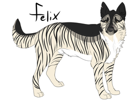 Felix by Whitelupine