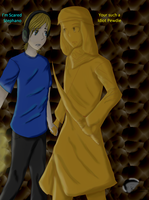 Pewdiepie and Stephano by KatieFilmwitch