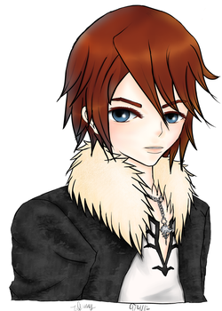 Squall by XD-X3-XP