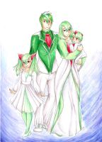 Ralts' Family by RoCkBaT