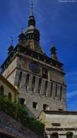The Clock Tower by AlecsPS