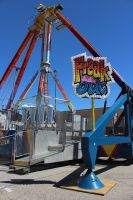 Carnival Freak Out Ride Stock by BeccaB323