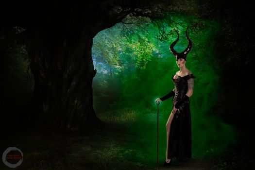 Maleficent by ShadowDreamers