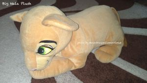 Big Nala plush - TLK by MoondragonEismond
