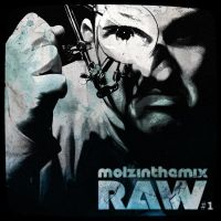Molz - Raw #1 (front) by molzography