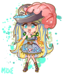 Adoptable Auction - Captain Squid Blade by mi-chie