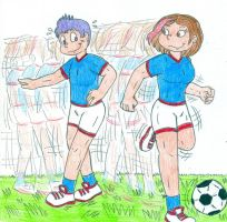 Soccer for Lil by Jose-Ramiro