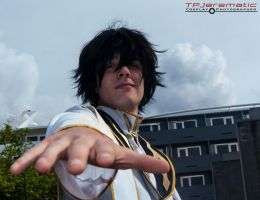 24th May MCM LON Lelouch Vi Britannia 2 by TPJerematic
