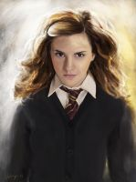 Hermione Granger by RussianVal
