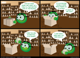 SC288 - Now and Then 3 by simpleCOMICS