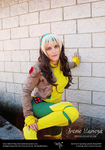 Rogue - Marvel - Remember me, bright eyes? by IreneUbik