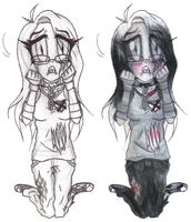 Insona: chibi BRAAINS by Dark-the-mysterious