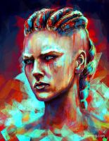 Earl Lagertha by Laura-Ferreira