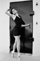 Cassie - black door ballerina by wildplaces