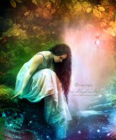 Magical Place by AngeliaArt