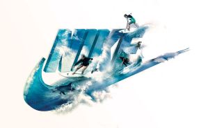 Nike surf's up by ultradialectics