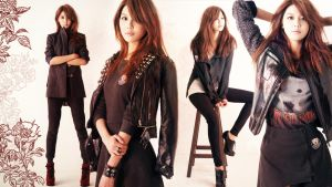 SooYoung wallpaper 01 by ForeverK-PoPFan