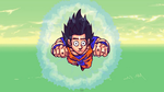 Dragon Ball Zee - Goku by GT4tube