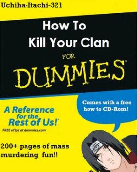 Naruto - Dummies Book. by Hospitalisation