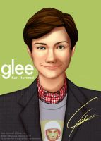 Kurt Hummel by TINAciousArtist